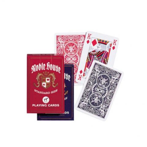 Игральные карты Нобл Хаус, 55 л.