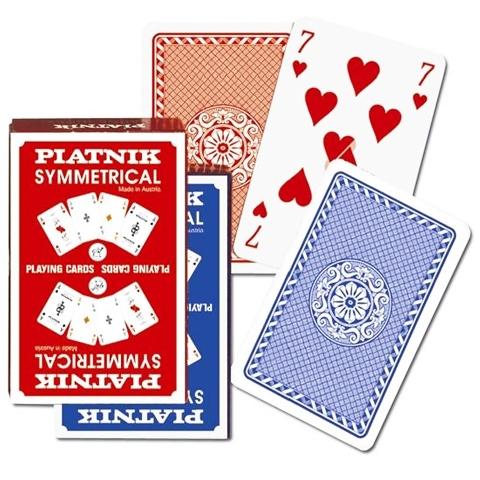 Игральные карты Симметрия, 55 л.