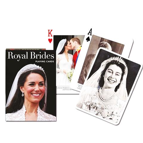 Коллекционные карты Невесты английских королей, 55 листов