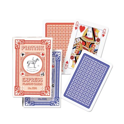 Игральные карты Экспресс, 55 л.