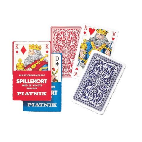 Игральные карты Даниш, 55 л.