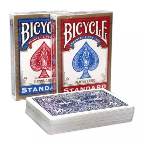 Игральные карты Bicycle Standard (Байсикл Стандарт)