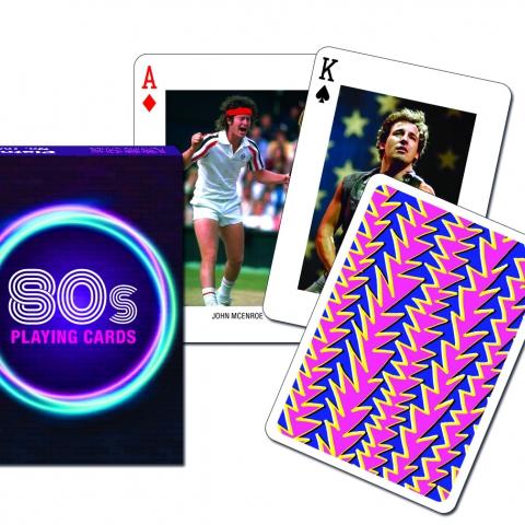 Коллекционные карты  1980г, 55 листов
