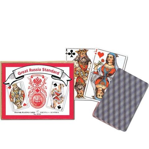 Карточный набор Русский Стандарт