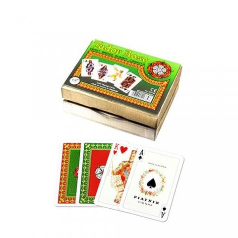Карточный набор Тюдор Роуз (2х55 листов)