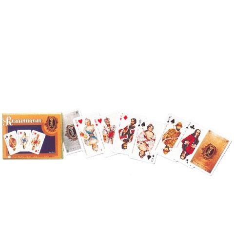 Карточный набор Династия Романовых