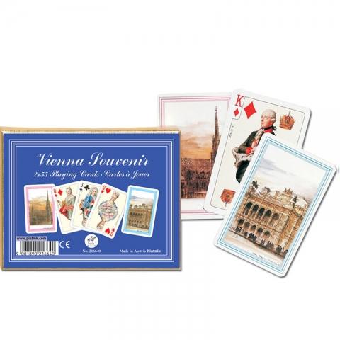 Карточный набор Венский сувенир