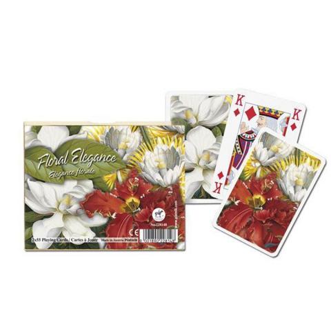 Карточный набор Цветы