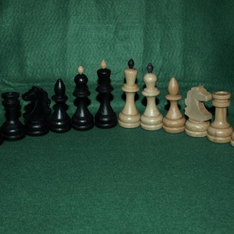 Шахматные фигуры №6 (Россия)