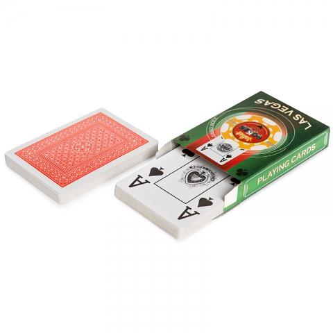 """Карты для покера """"Las Vegas"""""""