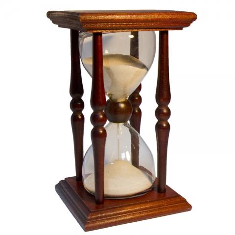 Песочные часы № К-2 (17 см)