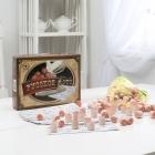 Игра Русское лото в коричневой картонной коробке (255*190*60)