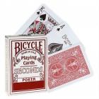 Игральные карты Bicycle Seconds, 54 л.