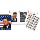 Коллекционные карты Президент Кеннеди и его семья, 55 листов