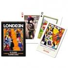 Коллекционные карты Лондонский транспорт, 55 листов