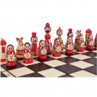 Шахматы Бабушкины сказки