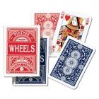 Игральные карты Круги Покер, 55 л.