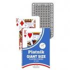 Игральные карты Гигантские, 55 листов