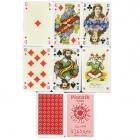 Игральные карты Розет, 55 л.