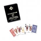 Игральные карты 100% пластик- опти, 55 л.