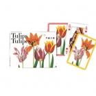 Карточный набор Тюльпаны  (2х55 листов)