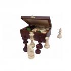 Шахматные фигуры №5 в деревянном боксе