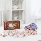 Игра Объедовское Русское лото в красной картонной коробке (240*130*80)
