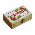 Подарочное Русское лото светлое (роспись) с крючком