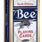 9123 Карты Bee Gold Edition - синие