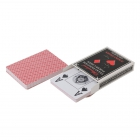Карты для покера (100% пластик Jumbo Index)