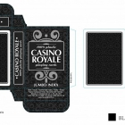 "Карты для покера ""Casino Royale"" (100% пластик Jumbo Index)"