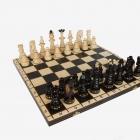"""Шахматы """"Елка"""", дерево  (50 x 50 x 3)"""
