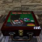 Набор для покера Wood на 100 фишек