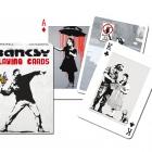 Коллекционные карты Banksy - Граффити, 55 листов