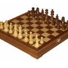 Шахматы малые деревянные