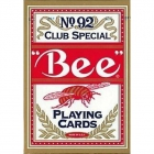 Карты Bee Gold Edition - красные