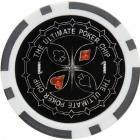 """Покерный набор """"Ultimate"""" (200 фишек 14 гр., 2 колоды ) с номиналом"""