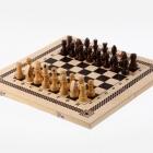 Шахматы + шашки  2 в 1 (400 х 200 х 36)
