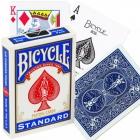 Игральные карты Bicycle Standard (Байсикл Стандарт) синие