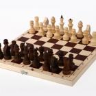 Шахматы обиходные парафинированные (290 х 145 х 38)