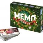 """Игра """"Мемо """"Новый год"""" + подвес на елку в комплекте"""